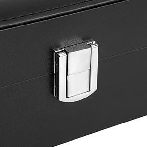 watch box case organizer holder 10 slots