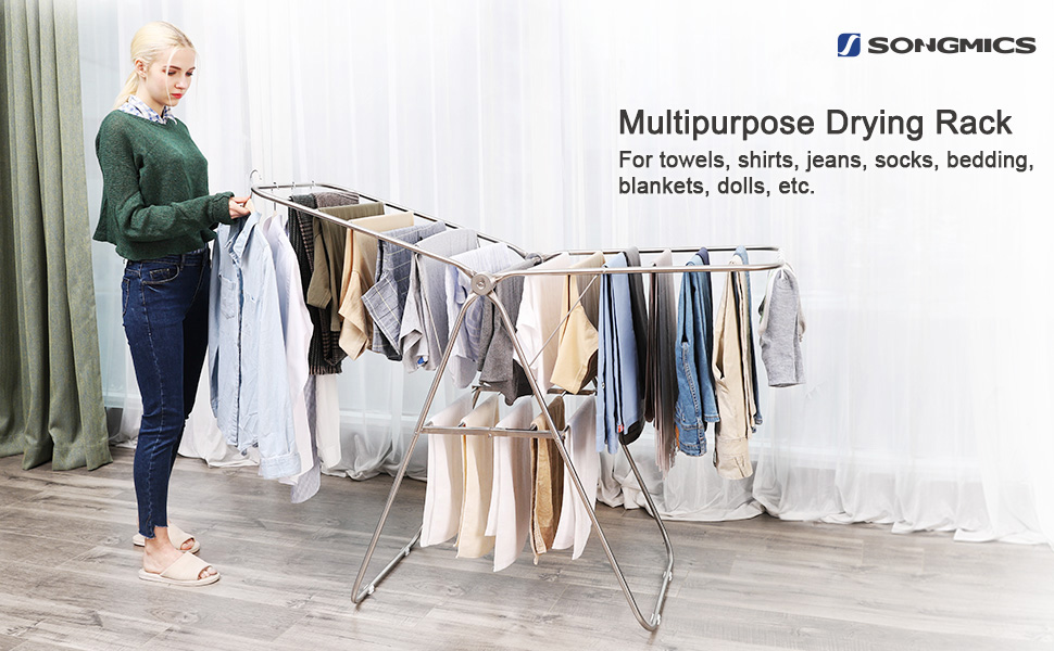 How do you get wrinkles out of over-dried clothes?