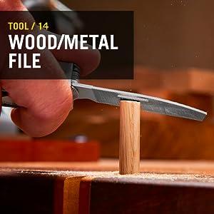 Tool/ 14 Wood/metal file