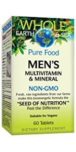 Men'sMen's Multivitamin & Mineral