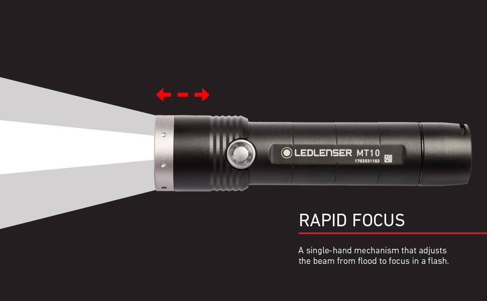 rapid focus