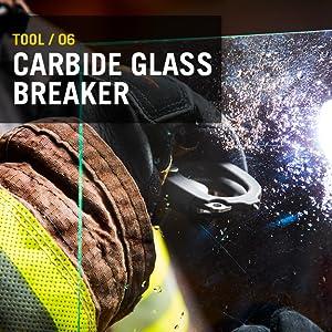Tool/ 06 Carbide glass breaker