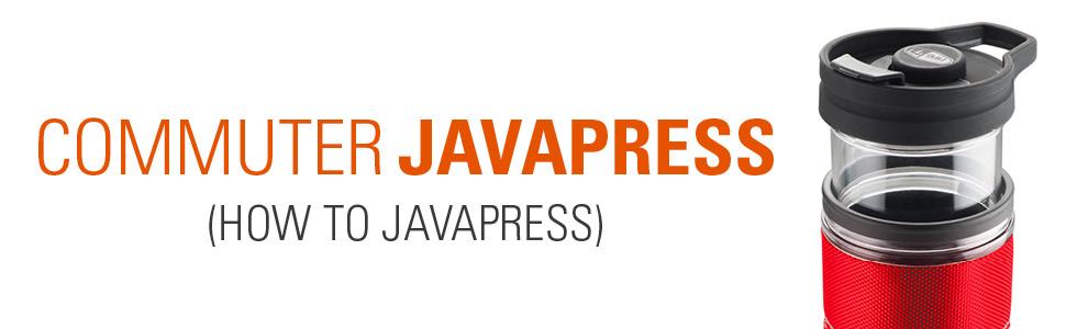 Commuter Javapress