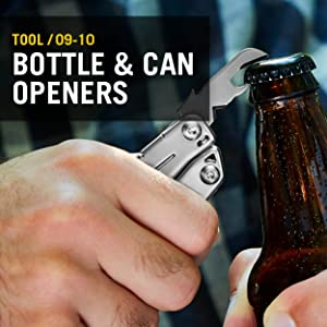 Tool/ 09-10 	Bottle and can openers