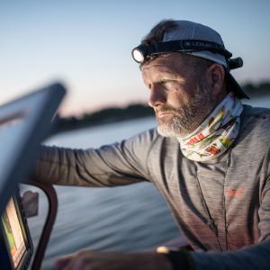headlamp boating