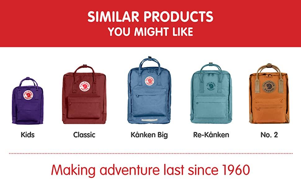 Amazon.com: Fjallraven - Mochila Kanken Mini Classic para el ...