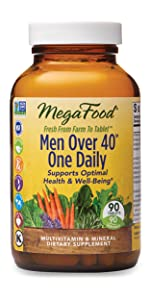 Men Over 40 One Daily
