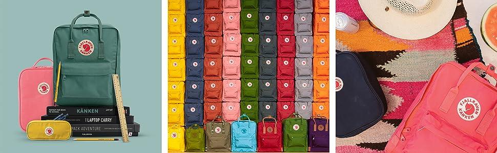 Kanken Photo Insert Camera Case for Backpacks