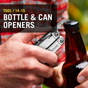 Tool/ 14-15 	Bottle and can openers