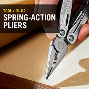 Tool/ 01-02 Spring-action pliers