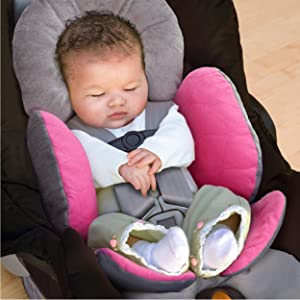 image of infant using body support