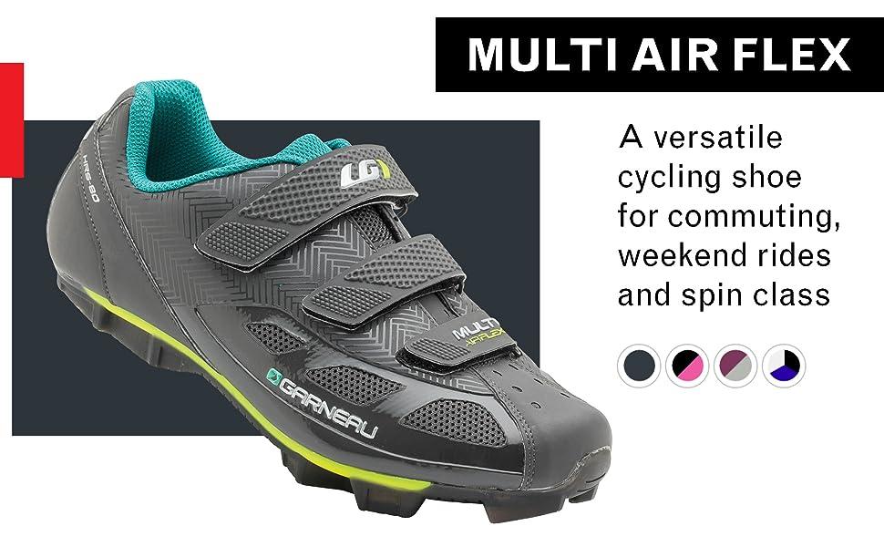 927f49ad3 Amazon.com   Louis Garneau Women's Multi Air Flex Bike Shoes for ...