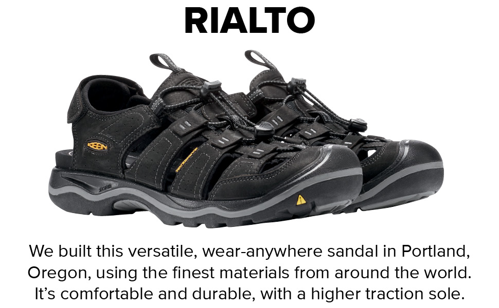 8cb2bcf50abe KEEN Men s Rialto Sandal. Read more