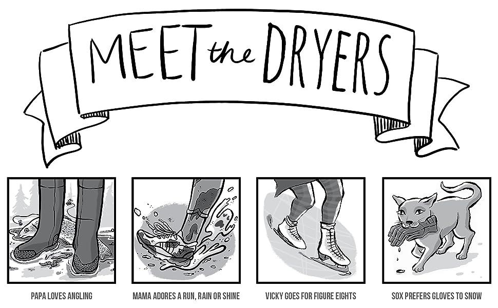 Meet the Dryers
