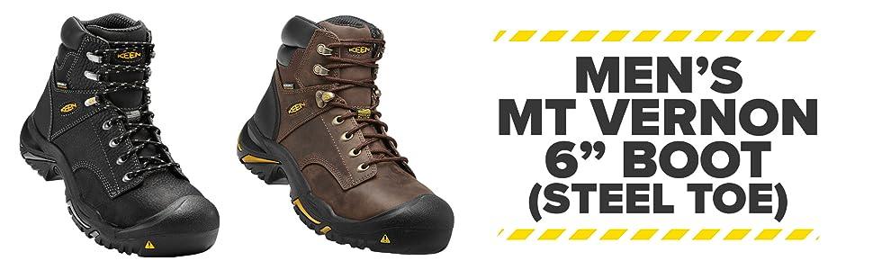 9a4103699ed KEEN Utility - Men's Mt Vernon 6