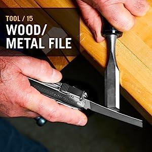 Tool/ 15 Wood/ metal file