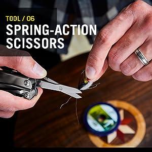 Tool/ 06 Spring-action scissors
