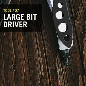 Tool/ 07 Large bit driver