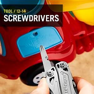 Tool/ 12-14 Screwdrivers
