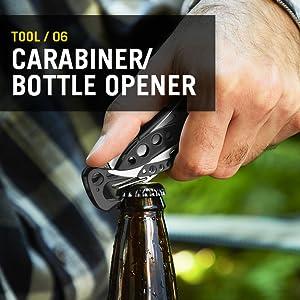 Tool/ 06 Carabiner/bottle opener