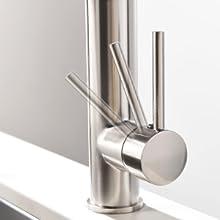 farmhouse kitchen faucet