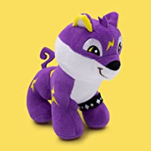 Animal Jam cougar plush