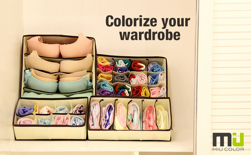 High Quality No Matter How You Fold, Roll, Stuff, And Stack, You Just Canu0027t Seem To Get  Your Closet Or Dresser To Stay Tidy. The Fact Is That Most Drawers ...