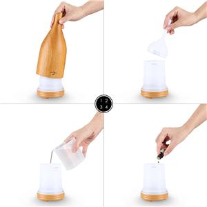 Amazon.com: Joly Joy Real Wood Essential Oil Diffuser