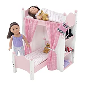 Amazon Com Emily Rose 18 Inch Doll Bed Furniture For