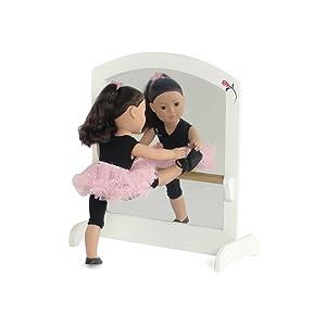 American Girl Doll 2 In 1 Ballerina Set Ballet Dance Ret'd EUC