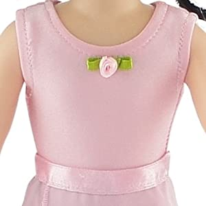 Photo of leotard for 14 inch dolls