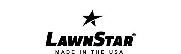 lawnstar logo black