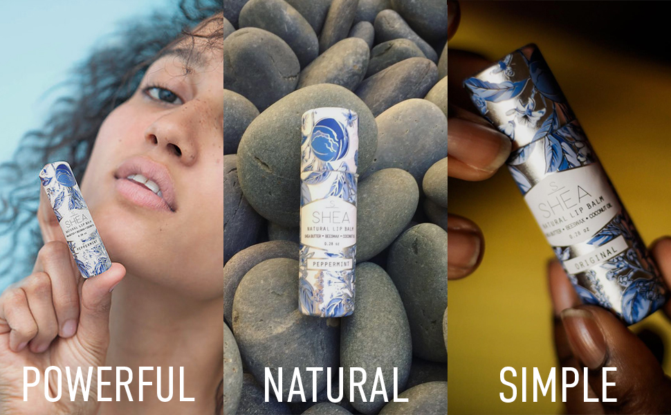 powerful natural simple