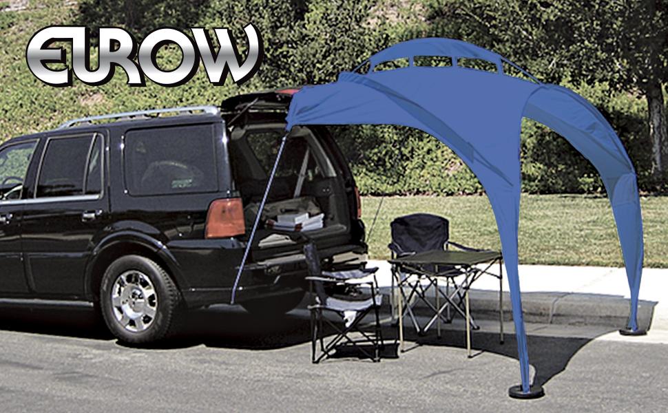 Tail Gator Sunshade Portable Shade & Amazon.com: Tail Gator Sunshade Portable Shade - Blue: Sports ...