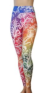 YW Rainbow Lace