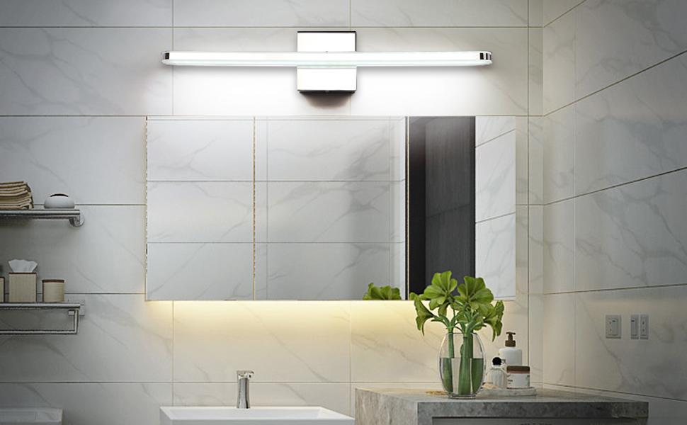 SOLFART LED Vanity Lights Over Mirror