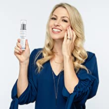 Alana Mitchell Daily Matte Physical Defense SPF 47, sunscreen, anti-aging, face, body, UVA, UVB