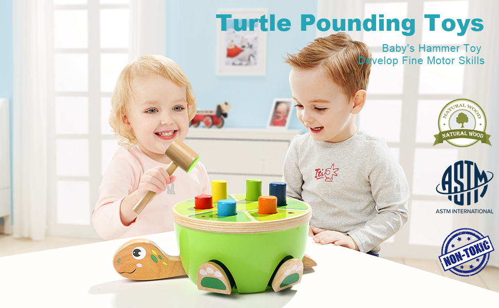 pounding toys
