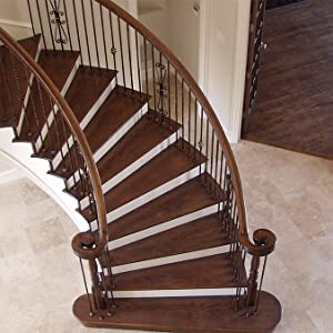 ... Base With A Highly Concentrated Brushed Nickel Finish. House Of  Forgings Brand Iron Balusters Are Known For Being The Highest Quality  Balusters With The ...