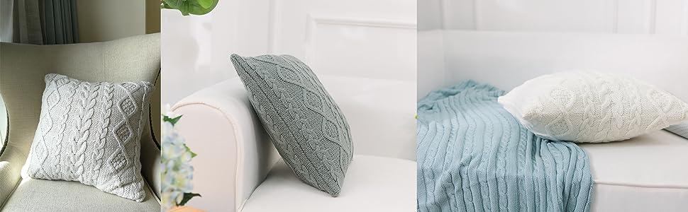 throw pillow case cover
