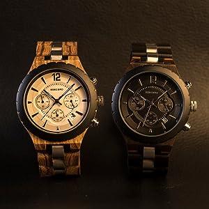 wooden watches