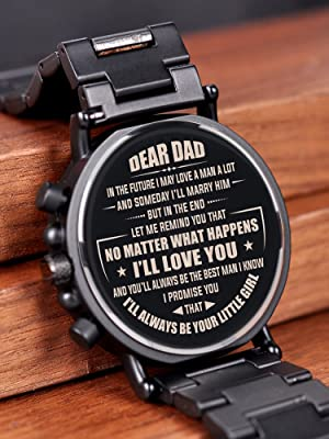 bobo bird wooden watches for dad