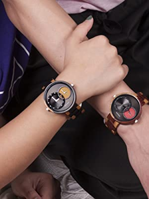 unisex wooden watches
