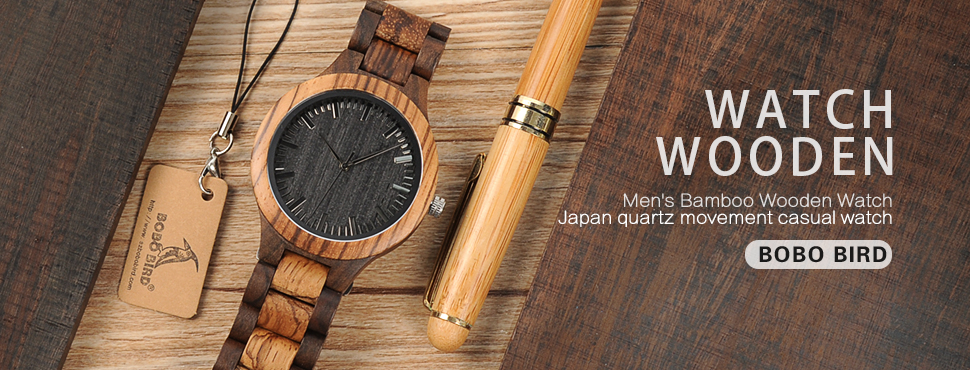 watch luxury bamboo design with mens desc head box wooden watches product bobobird quartz deer buck leather
