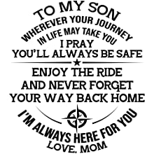 to my son love you mon
