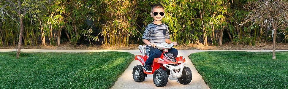 Amazon.com: Best Choice Products - cuatriciclo infantil con ...