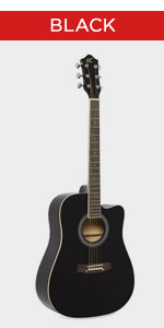 Amazon.com: Guitarra acústica 41