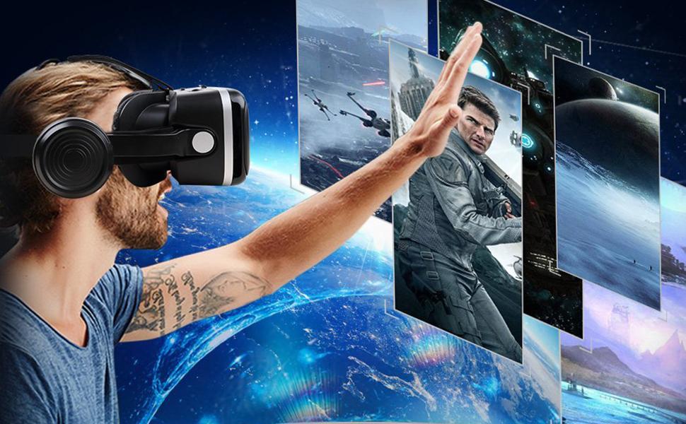 Enjoy VR Movies