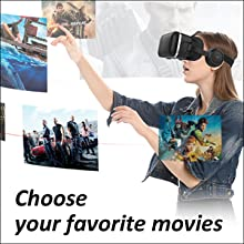 choose the vr movies