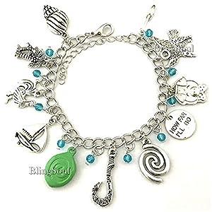 Moana Charm bracelet